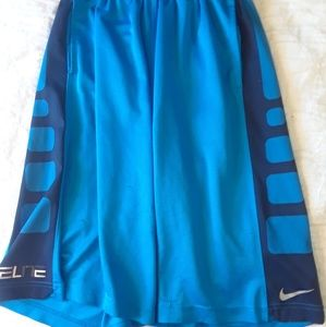BOYS L 16 18 NIKE ELITE BASKETBALL Shorts